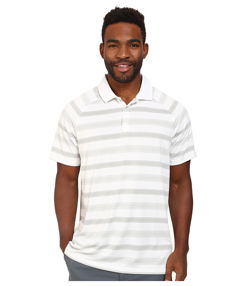 Oakley - Warren Polo 2.0 (White) Men's Short Sleeve Pullover