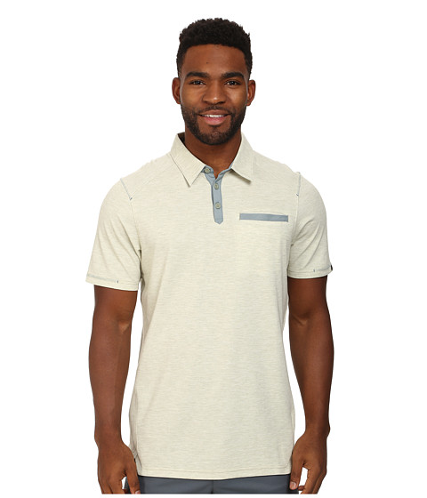 Oakley - Coleman Polo (Light Slate) Men