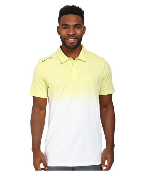 Oakley - Conley Polo (Bright Lime) Men's Short Sleeve Pullover