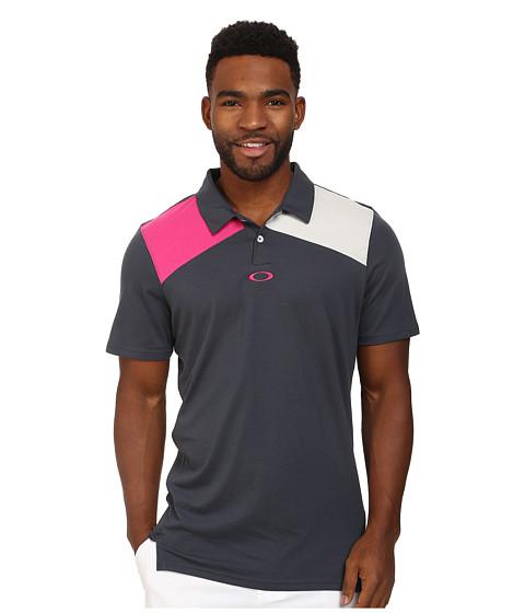 Oakley - Davis Polo (Graphie) Men's Short Sleeve Pullover