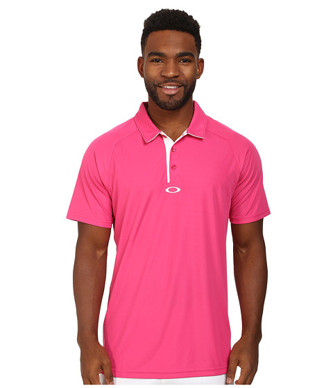 Oakley - Elemental 2.0 Polo (Fuchsia) Men's Short Sleeve Pullover