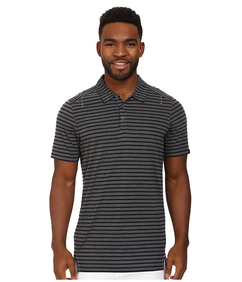 Oakley - Maxwell Polo (Graphite) Men's Short Sleeve Pullover