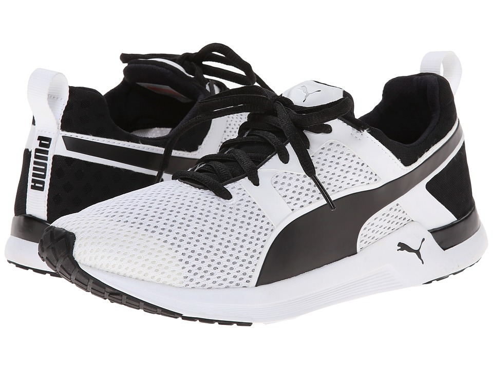 PUMA - Pulse XT Geo (Black/White) Women's Shoes