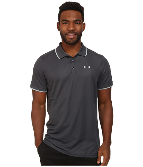 Oakley - Standard Polo (Graphite) Men's Short Sleeve Pullover