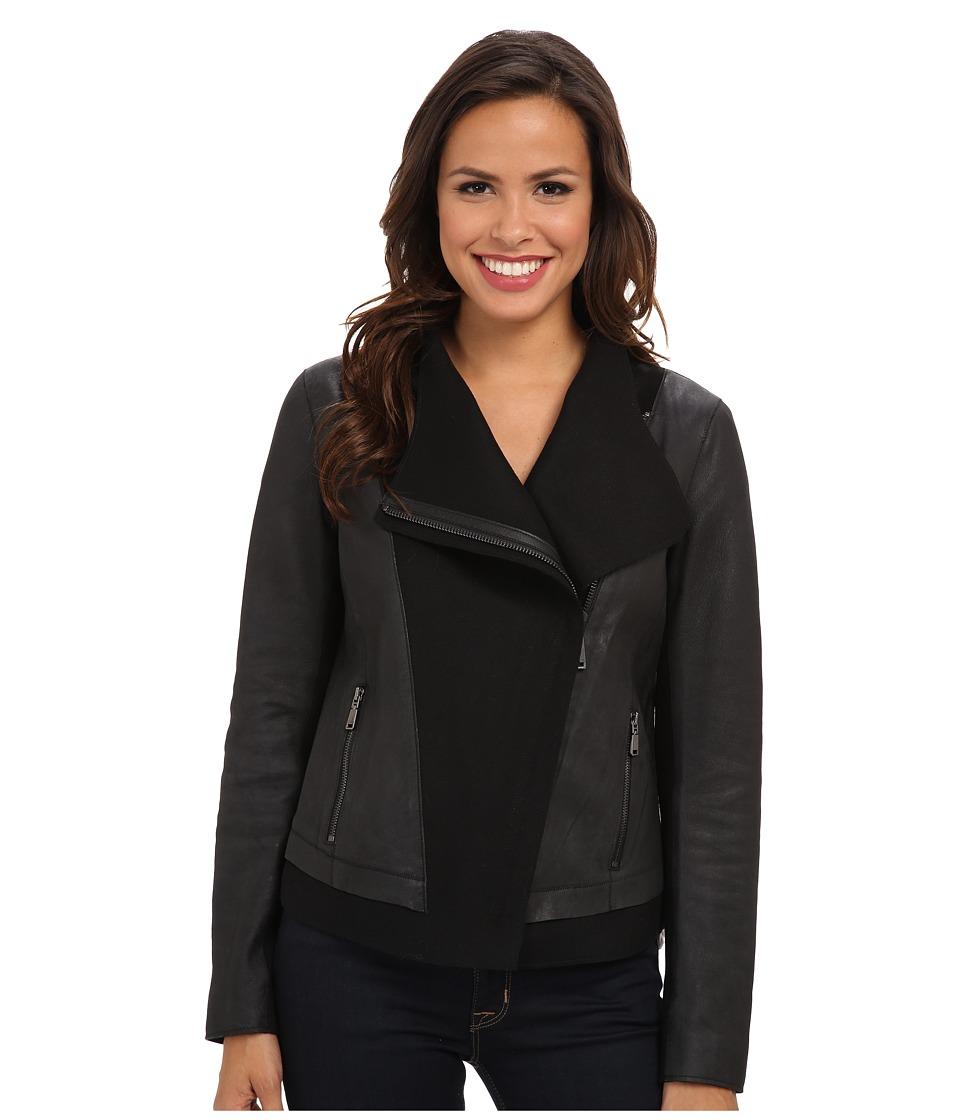 Elie Tahari - Courtney Jacket (Black) Women's Coat