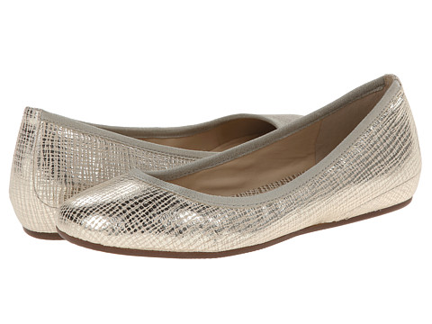 ECCO - Owando (Light Gold) Women's Shoes