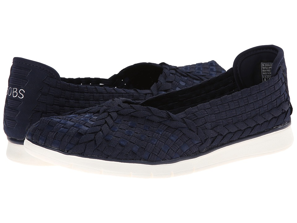 BOBS from SKECHERS Pureflex Prima Bal (Navy) Women
