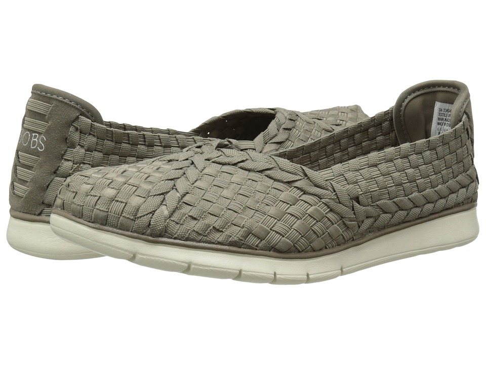 BOBS from SKECHERS Pureflex Prima Bal (Taupe) Women