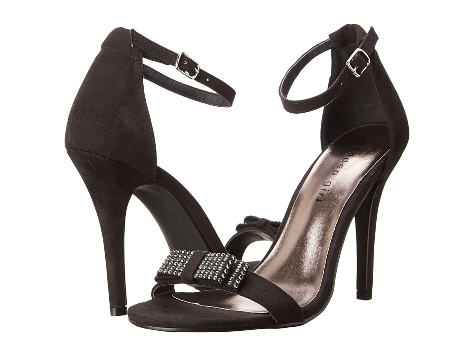 Madden Girl Darlaaa (Black Fabric) Women