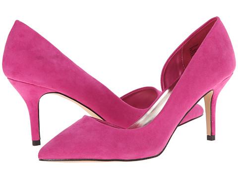 Madden Girl - Kopykat (Fuchsia Fabric) High Heels