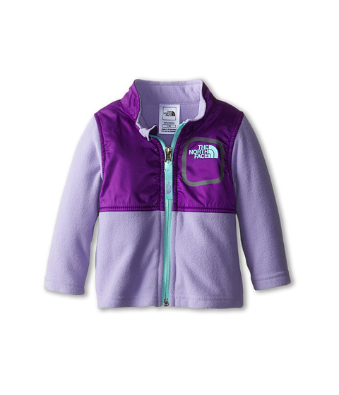 The North Face Kids - Glacier Track Jacket (Infant) (Violet Tulip Purple) Kid