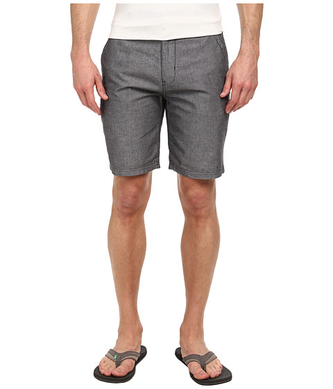 Oakley - Mirage Short (Jet Black) Men's Shorts