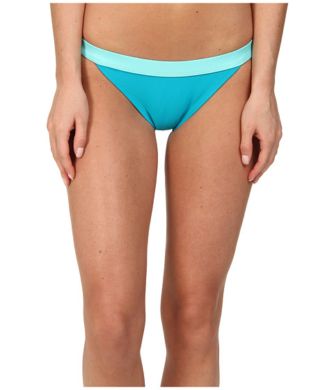 Marc by Marc Jacobs - Solid Marc Color Block Julie Bikini (Painted Teal Multi) Women