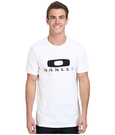 Oakley - Griffins Nest Tee (White) Men's T Shirt