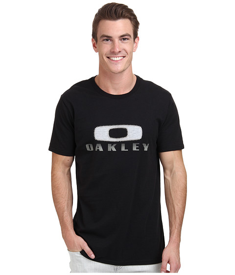 Oakley - Griffins Nest Tee (Jet Black) Men's T Shirt