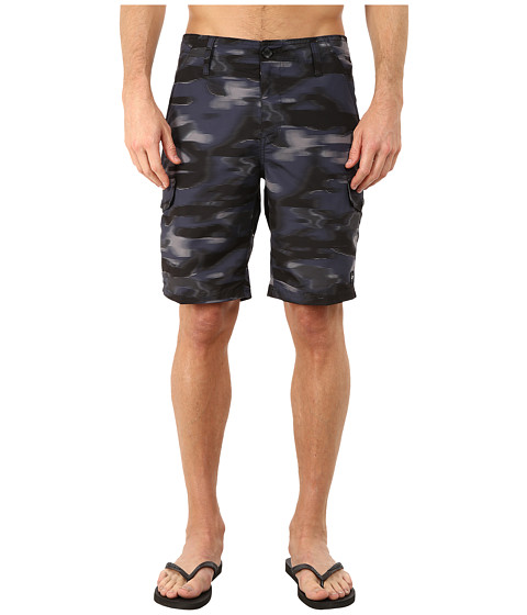 Oakley - Hybrid Cargo (Jet Black) Men's Shorts