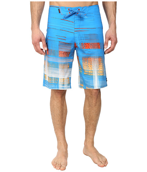 Oakley - Gridlock 21 Boardshort (Brilliant Blue) Men