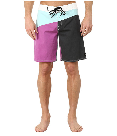 Oakley - Cool Bro 19 Boardshort (Jet Black) Men