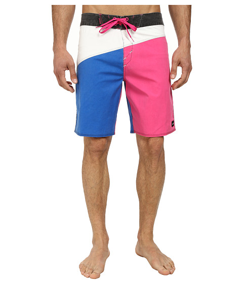 Oakley - Cool Bro 19 Boardshort (Fuchsia) Men's Swimwear