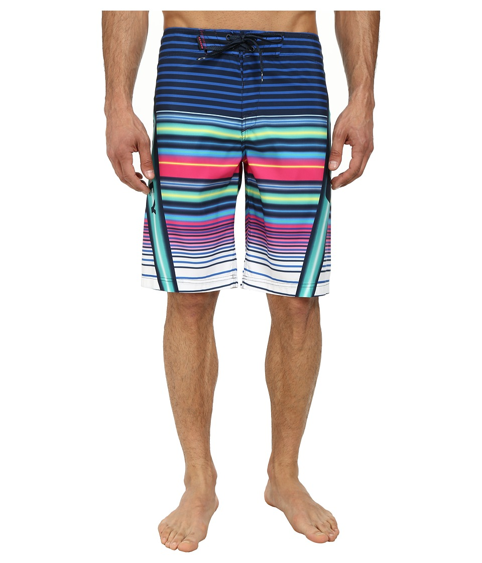 Oakley - Gnar Shock 21 Boardshort (Fuchsia) Men's Swimwear