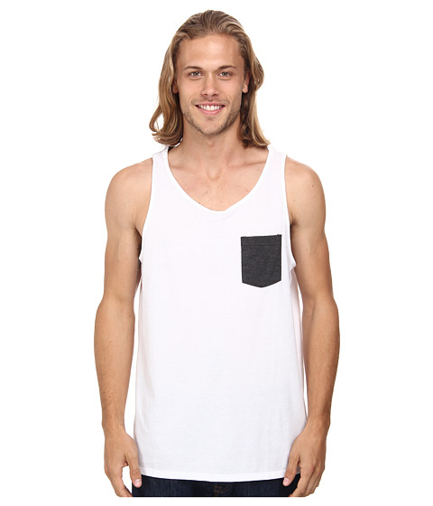 Oakley - Pocket Tank (White) Men