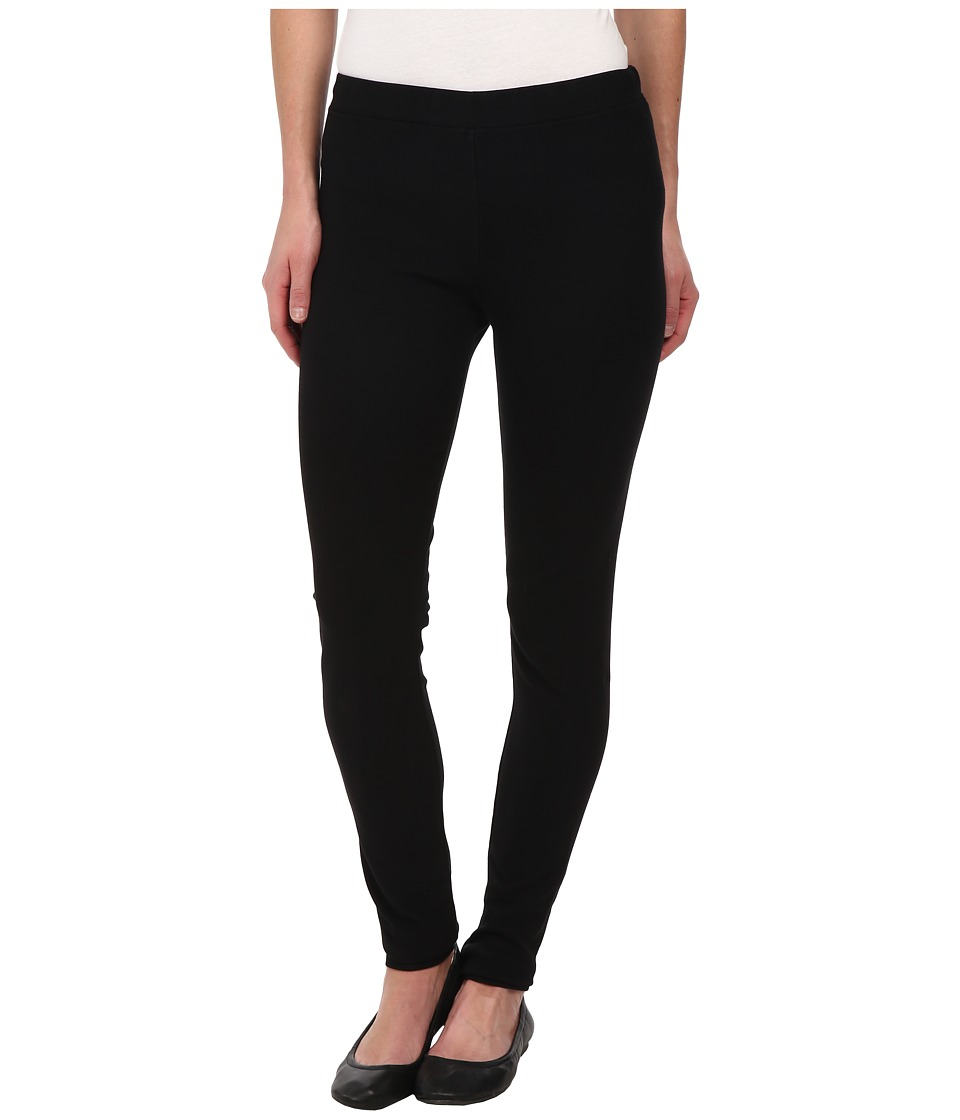 Mod-o-doc - Stretch Knit Twill Legging (Black) Women's Clothing