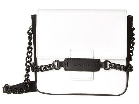 L.A.M.B. - Fabiola (White) Bags