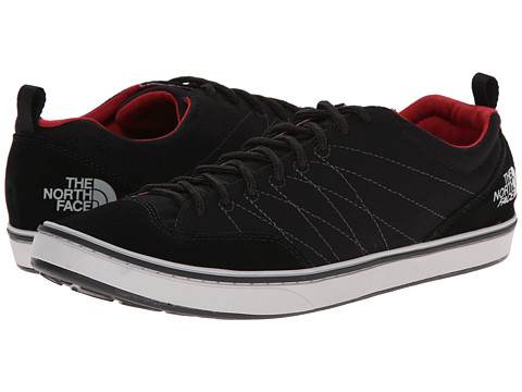 The North Face - Base Camp Approach (TNF Black/TNF Red) Men's Shoes