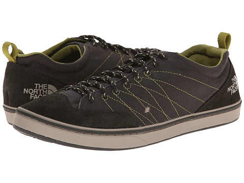 The North Face - Base Camp Approach (Black Ink Green/Woodbine Green) Men's Shoes
