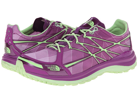 The North Face - Ultra Trail II (Byzantium Purple/Paradise Green) Women