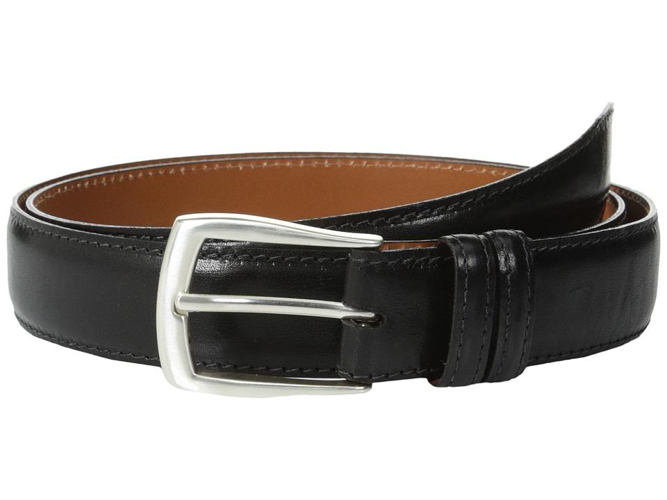 Trafalgar - Hamden (Black) Men's Belts
