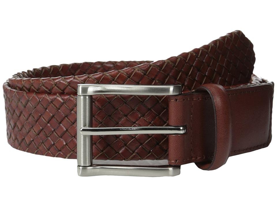 Trafalgar - Winton (Chestnut) Men's Belts