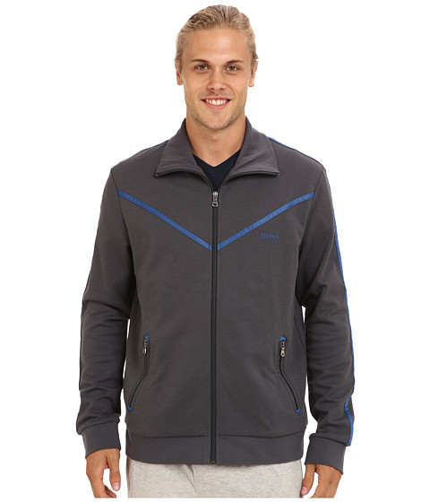 BOSS Hugo Boss - Innovation 5 Jacket Zip (Charcoal) Men