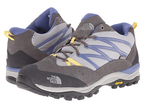 The North Face - Storm II WP (Foil Grey/Marlin Blue) Women's Shoes