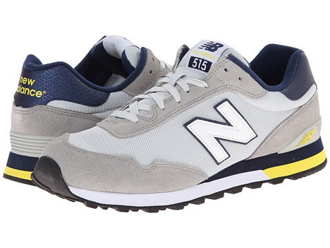 New Balance - ML515 (Alloy/Navy) Men's Classic Shoes