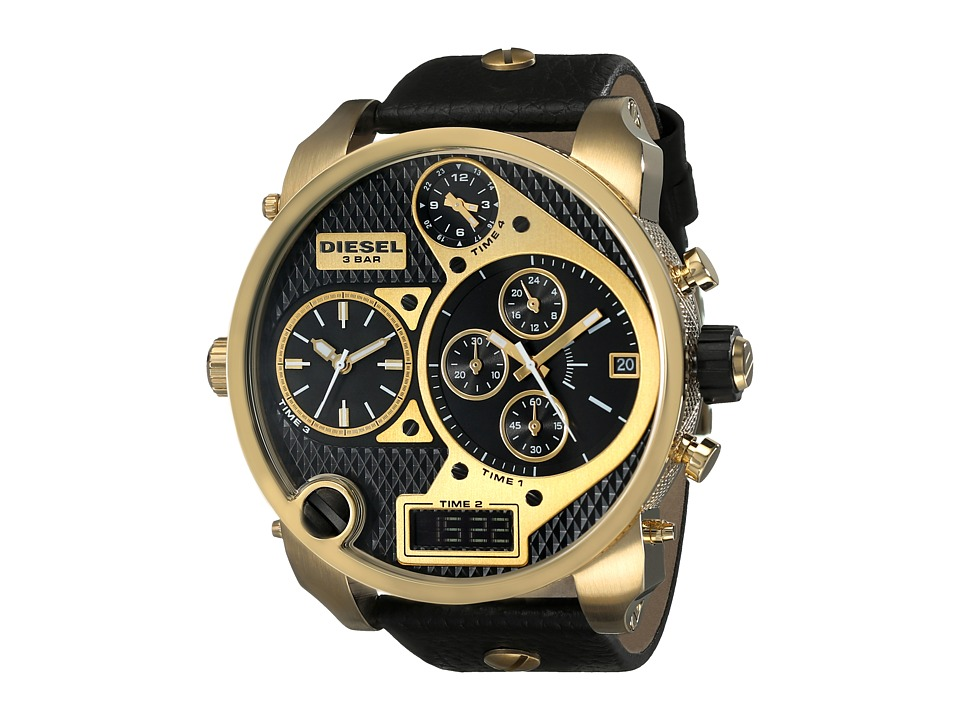 Diesel - Mr. Daddy (Black 2) Watches