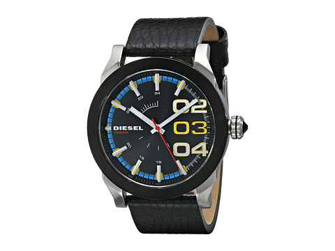 Diesel - Double Down 2.0 (Black 2) Watches