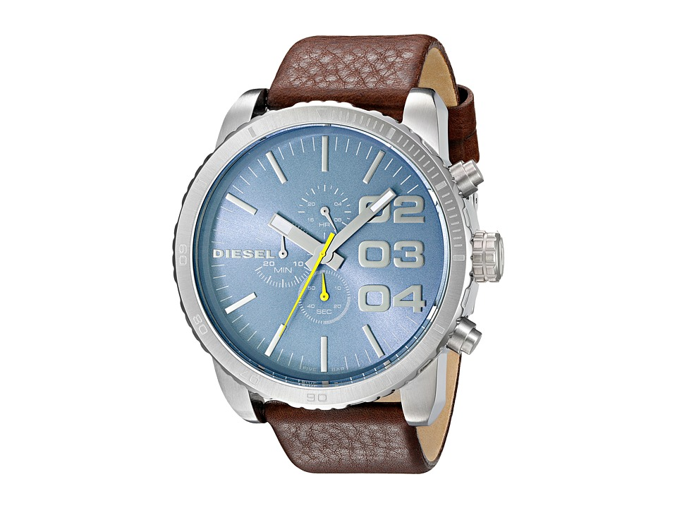 Diesel - Double Down 51 (Brown) Watches