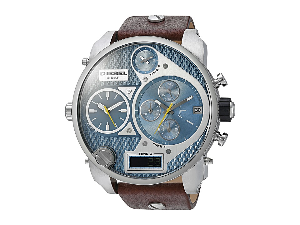 Diesel - Mr. Daddy (Brown 2) Watches