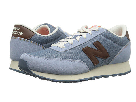 New Balance - WL501 (Stone Blue/Chalk Blue) Women's Classic Shoes