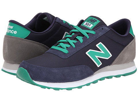 New Balance Classics - ML501 (Aviator/Viridian) Men