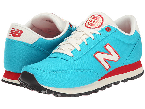 New Balance Classics - WL501 (Aquamarine/Mother of Pearl) Women's Classic Shoes