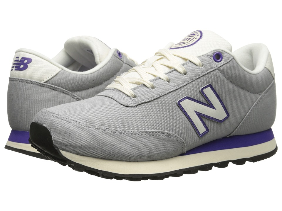 New Balance Classics - WL501 (Alloy/Mother of Pearl) Women's Classic Shoes