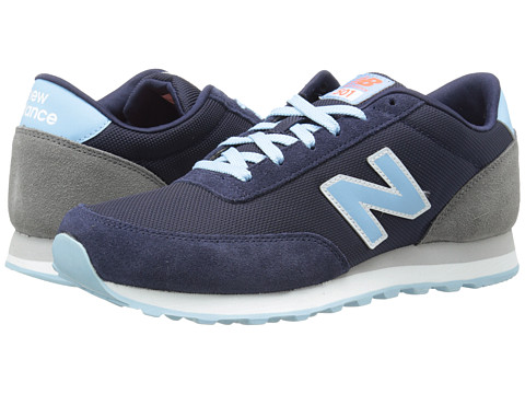 New Balance - WL501 (Aviator/Crystal) Women's Classic Shoes
