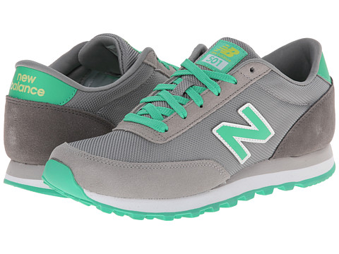 New Balance - WL501 (Micro Chip/Green) Women's Classic Shoes