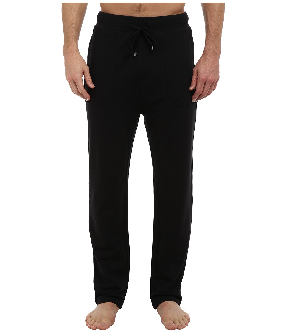 BOSS Hugo Boss - Innovation 6 Long Pant BM (Black) Men's Pajama
