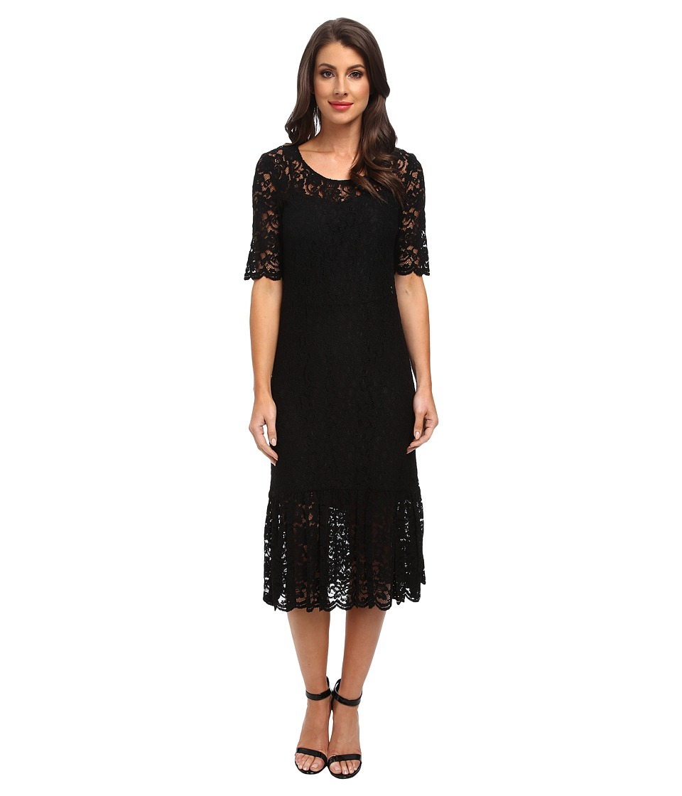 Pendleton - Collette Dress (Black Lace) Women