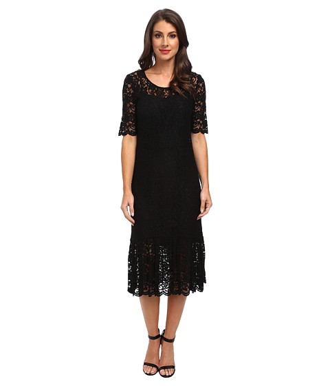 Pendleton - Collette Dress (Black Lace) Women's Dress