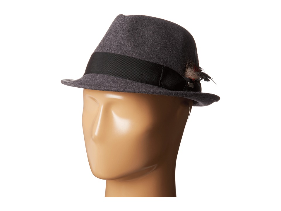 BOSS Hugo Boss - Sedoni Hat (Medium Grey) Traditional Hats