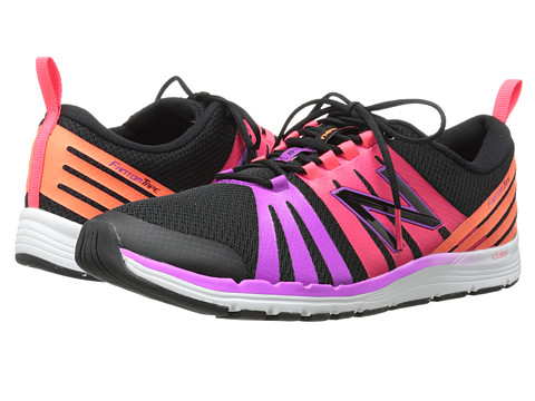 New Balance - WX811 (Black/Magenta) Women's Shoes